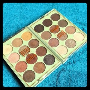 Pixi by Petra eyeshadow palettes